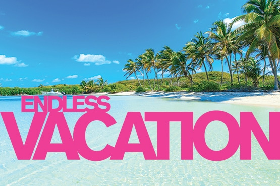 Endless Vacation -lehti